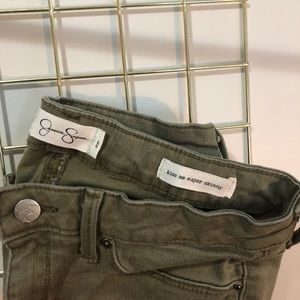 Jessica Simpson Green Jeans